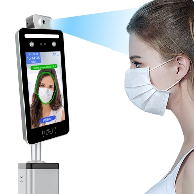 Face recognition NHS COVID passport & EURO Vaccine Green Pass Reader access control devices