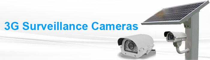 3G Surveillance Cameras