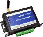 CWT5010 GSM RTU GSM alarm and controller 4DI, 4DO, SMS control