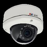ACTi D82A 3MP Outdoor Dome Camera with D/N IR and a Vari-focal Lens