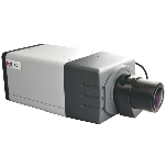 3G CCTV CAMERAS, CCTV Camera online UK, 3G SURVEILLANCE CAMERAS UK, ACTi E25 1.3MP Box Camera with WDR, and a Vari-focal Lens