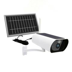SP210 2MP 4G Dual Solar Panel Outdoor Security Camera with 10400mAh Battery