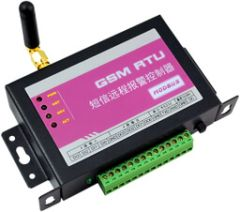 CWT5002-1 MODBUS GPRS RTU GSM alarm and controller 32 registers, 4DI, 4DO, 4AI, GPRS, SMS control