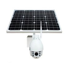 2.0MP 4G PTZ control IR waterproof outdoor real time video streaming solar CCTV camera with lithium ion battery