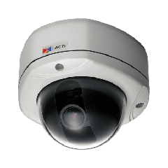 ACTi ACM-7411 1.3MP Indoor Mini Dome with D/N, Fixed lens PoE IP dome camera