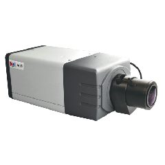 ACTi E21VA 1MP Box Camera with D/N, Basic WDR and Varifocal Lens