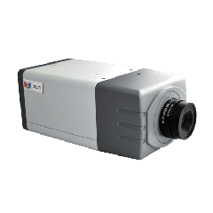 ACTi E21FA 1MP Box Camera with D/N, Basic WDR and a Fixed 4.2mm Lens
