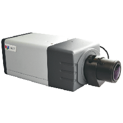 ACTi E24A 3MP Box Camera with Superior WDR and a Varifocal Lens
