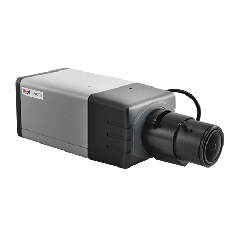ACTi E271 10MP Outdoor Box Camera with Basic WDR and Varifocal Lens