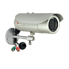 ACTi E47 1.3MP Outdoor Bullet with D/N, Adaptive IR, Basic WDR, SLLS, Vari-focal lens PoE IP bullet camera