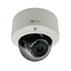 ACTi E88 1.3MP Outdoor Dome with D/N, Adaptive IR, Basic WDR, SLLS, Vari-focal lens PoE IP dome camera