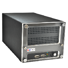 ACTi ENR-120 9-Channel 2-Bay Desktop Standalone NVR