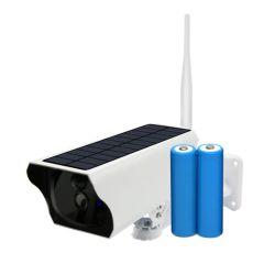 WP100 2MP WiFi solar powered outdoor waterproof CCTV camera