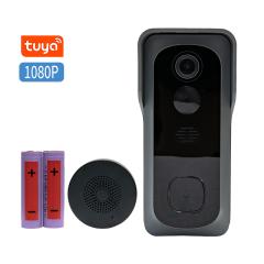 SP10 WiFi smart door bell camera Tuya APP remote control and bell ringer