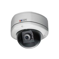 ACTi KCM-7111 H.264 4-Megapixel IP D/N Vandal Proof PoE Rugged Dome Camera