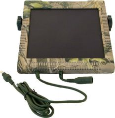 Owlzer Z1 Trail Camera solar charger kit