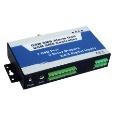 S140 GSM SMS Controller-Alarm (4I/2O/USB Ports)