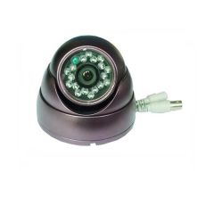 "TS-121C12-AHD color 1/2"" CMOS 1080P metal IR HD dome vehicle camera"