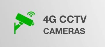 4G CCTV cameras
